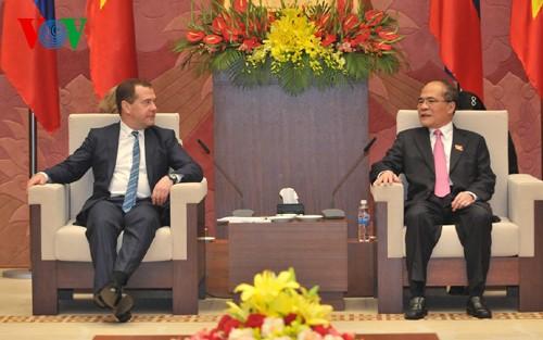 ベトナム・ロシア両首相、会談 - ảnh 3