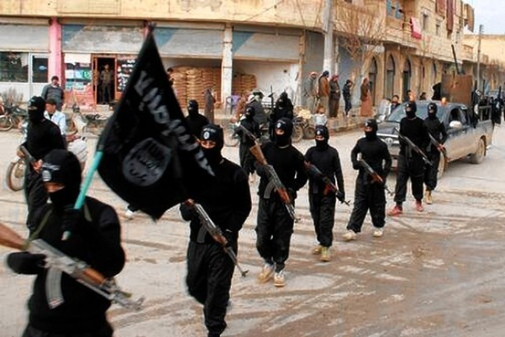 IS、シリアのハサカ県の教会を破壊 - ảnh 1