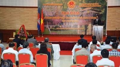 カンボジアで事業活動のベトナム企業フォーラム - ảnh 1