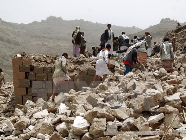 イエメン内戦を巡る問題 - ảnh 1