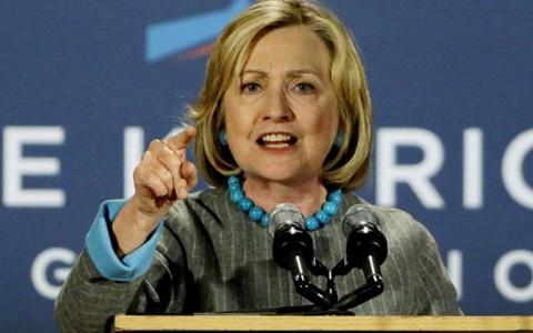米大統領選 クリントン氏が選挙運動本格化へ - ảnh 1