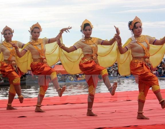 クメール族の文化スポーツ観光祭り、始まる - ảnh 1