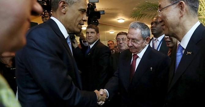 米・キューバ関係 新たなページへ - ảnh 1