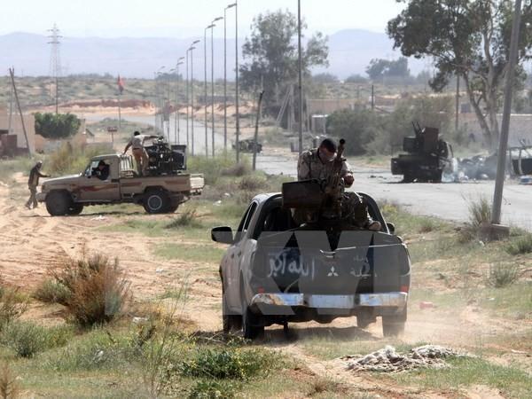 リビア情勢 - ảnh 1