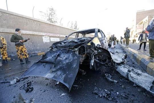 イエメンの武装勢力がフーシの拠点を攻撃  - ảnh 1