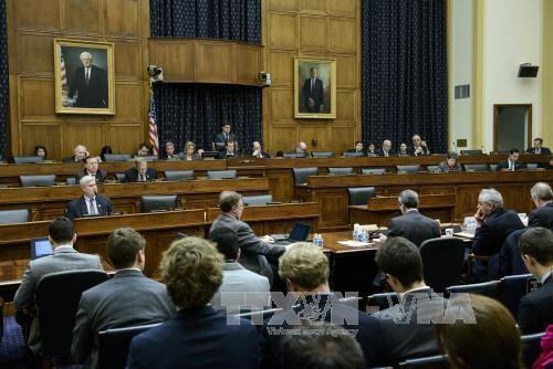米下院歳入委、TPAを可決 - ảnh 1