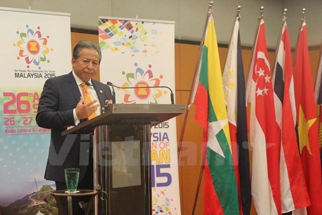 ASEAN首脳会議、海上問題を討議 - ảnh 1