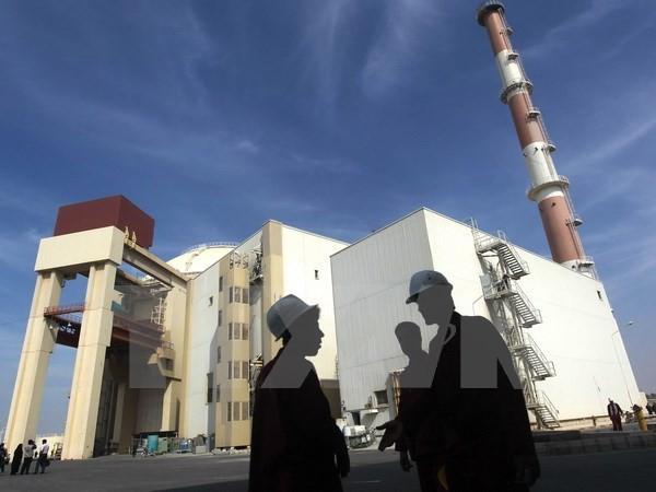 ロシアとイラン、原発建設で協力 - ảnh 1