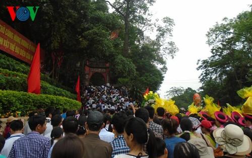 ベトナム建国の王「フン王」の命日・ベトナム人の心を培養 - ảnh 2
