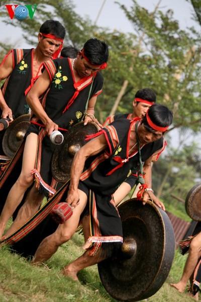 バナ族の平安を祈る儀式 - ảnh 9