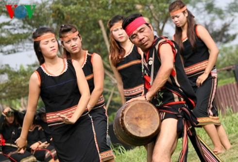 バナ族の平安を祈る儀式 - ảnh 10