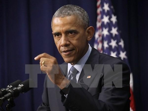 米政府、イラン核合意実施にめど 議会から必要な支持獲得 - ảnh 1