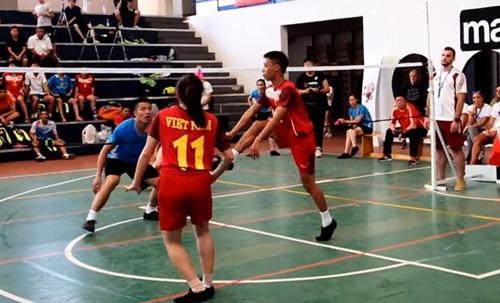 ベトナム、第8回世界ジェンズ選手権大会で金メダル2個を - ảnh 1