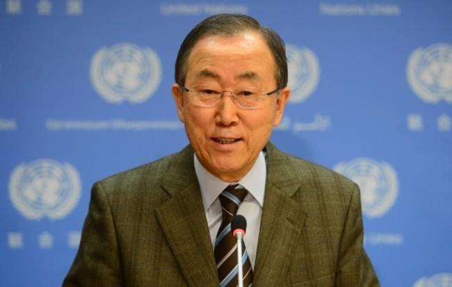 国連事務総長、中東和平プロセスを促進 - ảnh 1