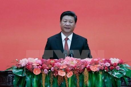 中国外相「習主席訪米で信頼高め疑い解く」 - ảnh 1