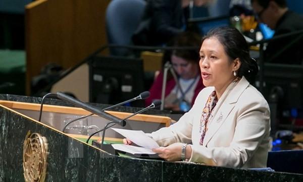 ベトナム、国際法と国連憲章の基本原則を遵守 - ảnh 1