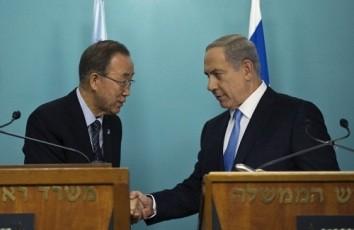 国連事務総長 聖地巡る衝突で中東訪問 - ảnh 1
