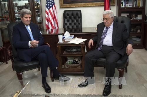 イスラエルとパレスチナ 鎮静化へ措置で合意 - ảnh 1