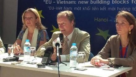 EUとベトナムの関係強化 - ảnh 1
