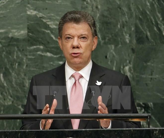 左翼ゲリラに相互停戦を提案=和平合意へ大きく前進-コロンビア - ảnh 1