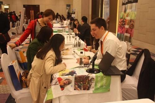 ベトナムで国際大学教育フェスティバル2016 - ảnh 1