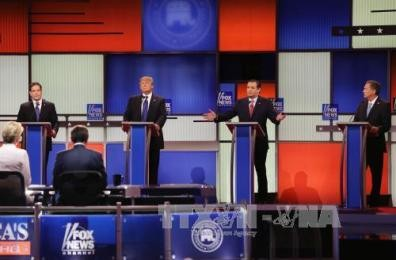 米共和討論会、貿易・雇用で論戦重要州決戦前に - ảnh 1
