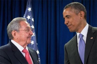 アメリカ、対キューバ制裁を緩和 - ảnh 1