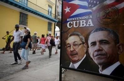 米大統領88年ぶりキューバに 「歴史的な訪問」 - ảnh 1