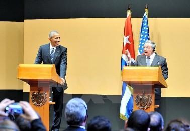 オバマ大統領 キューバ訪問終える - ảnh 1
