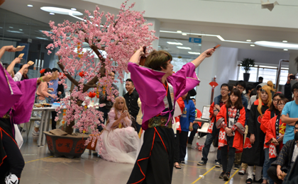 FPT大学で「日本文化の日」 - ảnh 6