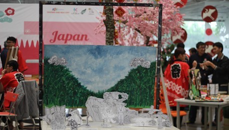 FPT大学で「日本文化の日」 - ảnh 4