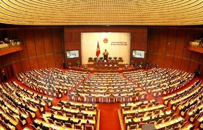国会、経済社会発展状況を討議 - ảnh 1