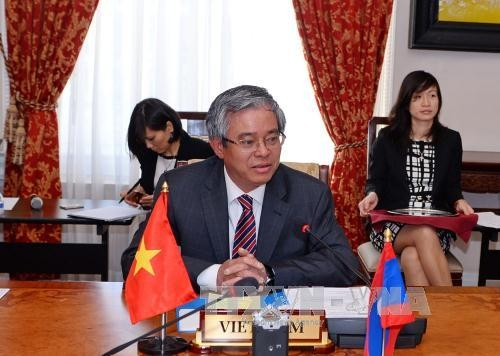 ASEAN米 ベトナム東部海域の緊張へ懸念を共有 - ảnh 1