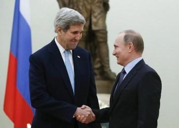 シリア移行政権8月までに樹立へ米ロ合意、新憲法草案も - ảnh 1