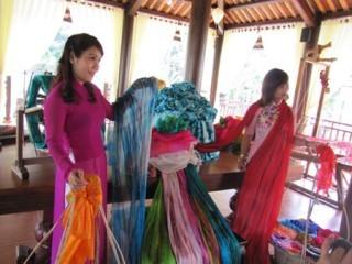 ベトナム・アジアのシルク文化フェスティバル、開幕 - ảnh 1