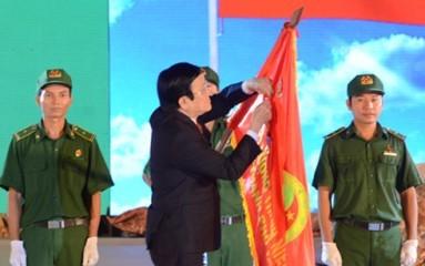 サン主席、ホーチミン市青年突撃隊設立40周年記念式典に参列 - ảnh 2