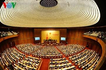 30日の国会、高級人事の免職を討議、投票 - ảnh 1