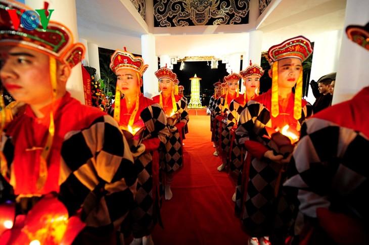 仏教協会、フエフェスでクァンチェウ祭りを開催 - ảnh 1