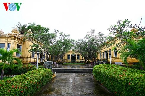ダナン市のチャム族彫刻博物館(1) - ảnh 2