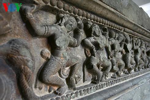 ダナン市のチャム族彫刻博物館(1) - ảnh 8