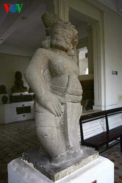 ダナン市のチャム族彫刻博物館(2)  - ảnh 4
