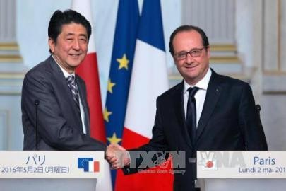 テロ対策で2国間協議発足へ 日ベルギー首脳が合意 - ảnh 1