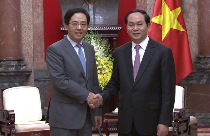 越中 国際法に従って海上問題を解決 - ảnh 1