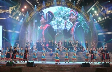 各民族の伝統文化を顕彰する祭り - ảnh 1