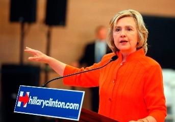 クリントン氏、米大統領選で勝利の公算大きい - ảnh 1
