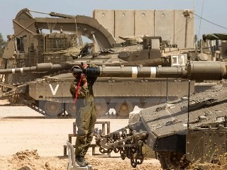 イスラエル軍、ガザに報復攻撃か - ảnh 1