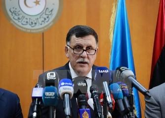 エジプ大統領ト、リビア内戦終結の政治的解決策への支持を再強調 - ảnh 1