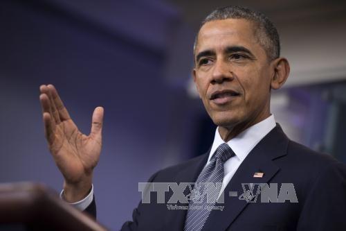 米大統領、対ベトナム武器禁輸の全面解除を検討 - ảnh 1