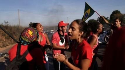 ブラジルの政情不安  - ảnh 2