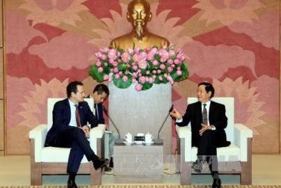 EU、ASEANとの関係を強化 - ảnh 1